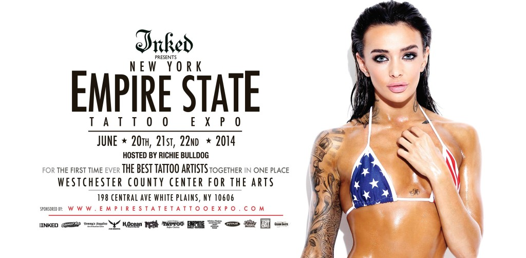 empire state tattoo expo 2014