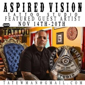 ASPIRED VISION TATTOO STUDIO EL PASO TX